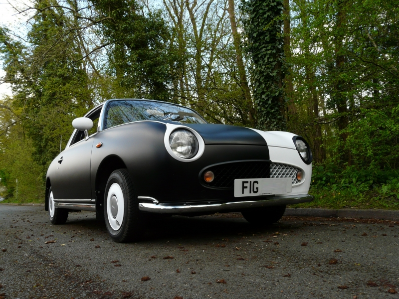 Doug the Nissan Figaro