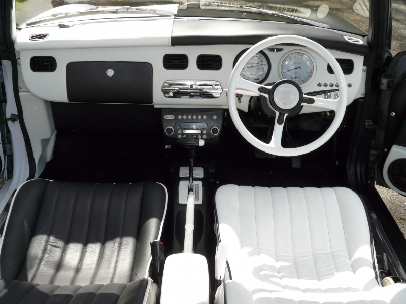 Doug the Nissan Figaro